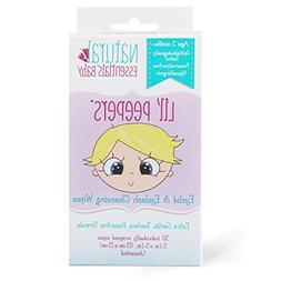 Natural Essentials Lil' Peepers Eyelid & Eyelash Cleansing W
