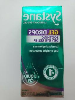 Systane Liquid GEL Lubricant Eye Drops 10ml New Exp 12/20
