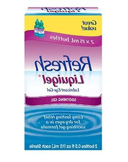 Refresh Refresh Liquigel Lubricant Eye Drops, 15 ml