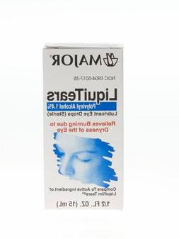 LiquiTears Eye drops, LIQUI TEARS OPTH DRP 15ML BT - 1 EA, 1