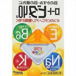 LOT 3/5/10/20/30 ROHTO Vita 40a alpha Vitamin Eye Drops 12 m