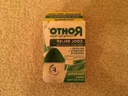 Rohto Lubricant Eye Drops Cool Redness Relief .4 OZ