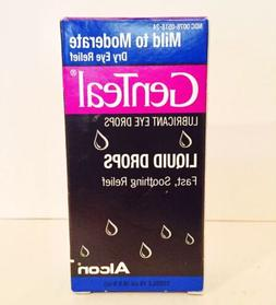 Genteal Lubricant Mild To Moderate  Eye Drops .5 oz 3/31/201