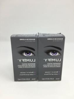 Lumify Redness Reliever Eye Drops 0.08 oz  EXP :11/21+ #7251