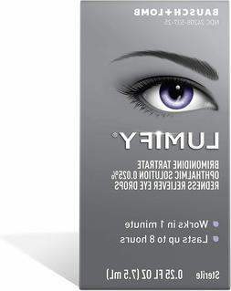 Lumify Redness Reliever Eye Drops 0.25 oz.