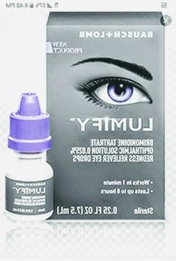 Lumify Redness Reliever Eye Drops 0.25 oz  FREESHIP