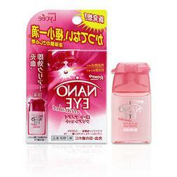 Rohto Lycee NANO EYE Clear Shot Eye Drops Medicated 6ml Japa