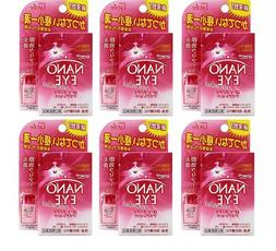 Rohto Lycee Nano Eye Clearshot Japanese Eye Drops 6ml