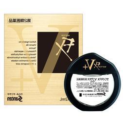Made in JAPAN limited Sante FX V plus V+ Cooling Eye Drops 1