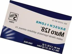 Muro 128 Sodium Chloride Hypertonicity Ophthalmic Ointment,