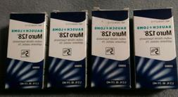 NEW 4 Bausch & Lomb Muro 128 ® 5% Solution  Eye Drops 1/2 o