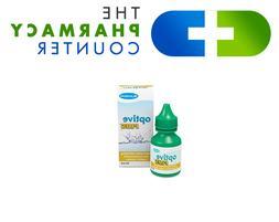 *NEW* OPTIVE PLUS + Lubricant Eye Drops 10ml Dry Eye Drops A