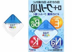 Rohto Cool 40α Alpha Vitamin Eye Drops 12ml From Japan F/S