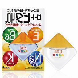 Rohto Vita 40α Alpha Medicated Eye Drops 12mL From Japan F