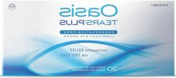 Oasis TEARS PLUS Preservative-Free Eye Drops - 30 Single Use