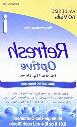 Allergan Optive Sensitive Preservative-Free Lubricant Eye Dr
