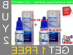 ISOTINE PLUS EYE DROPS BEST TREATMENT OF CATARACT,MYOPIA AND