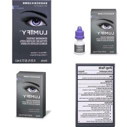 Redness Reliever Eye Drops 0.25 Ounce 7.5mL Vision Care Heal