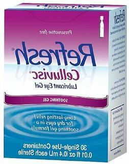 refresh celluvisc lubricant eye gel