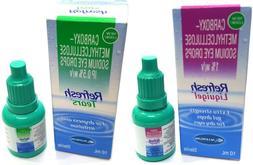 Refresh Liquigel Extra Strength Gel Drops + Tears Lubricant