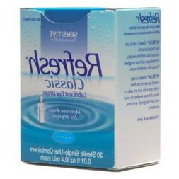 Allergan Refresh Lubricant Eye Drops