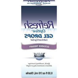 Refresh Optive - Gel Drops Lubricant Eye Gel .33 oz/10 ml -