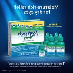 Refresh Tears Multi-Pack, 65 ml.