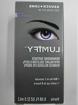 Lumify Redness Reliever Eye Drops 0.08 fl oz Pack of 2