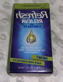 Refresh Repair Lubricant Eye Drops - .33 oz, Pack of 4