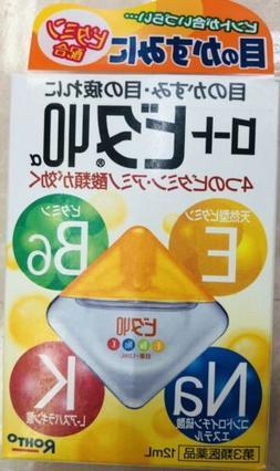 Rohto Vita 40 a 12ml Vitamin Nourishment Eye Drops From Japa