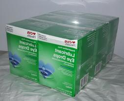 CVS Single Use Lubricant Eye Drops 180 Sterile Vials Preserv