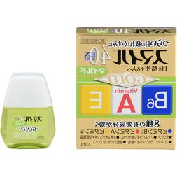 Lion Smile 40 EX Gold Mild Eye Drops 13ml Japan free ship