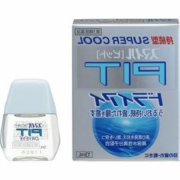Lion Smile PIT Super Cool for Dry Eye Eye Drops 13ml