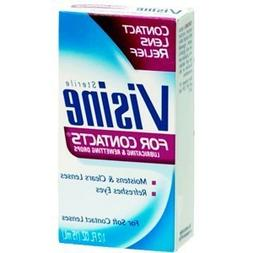 Special pack of 6 VISINE FOR CONTACTS 0.5 oz