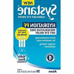 Systane Hydration Preservative-Free Lubricant Eye Drops 30ct