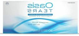 Oasis TEARS Lubricant Eye Drops Relief For Dry Eyes, 30 Coun