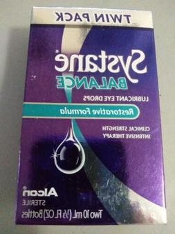SYSTANE BALANCE Lubricant Eye Drops,10ml - 1/3 fl oz