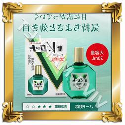 NEW Rohto V Rohto Eye Drops  20ml F/S