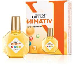 V Rohto VITAMIN Eye Drops 13ml Free Shipping. Best Price. US
