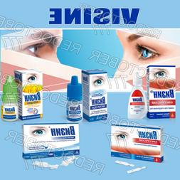 Visine eye drops original  redness relief and eye irritation