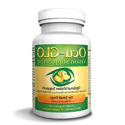 Ocu-GLO Vision Supplement for Small Dogs