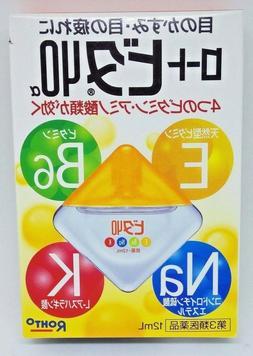 Rohto  Vita 40α Alpha Vitamin Eye Drops 12ml Japan F/S