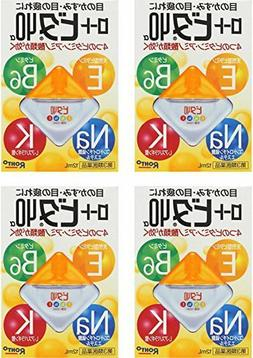 Rohto Vita 40a Alpha 12ml Vitamin Eye Drops with Tracking Nu