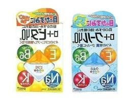 Rohto Vita 40a Alpha Cool 40a Vitamin Eye Drops 2 packs x 12