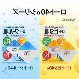 Rohto Vita 40a Alpha Vitamin lubricant eye drops Japan 12mL