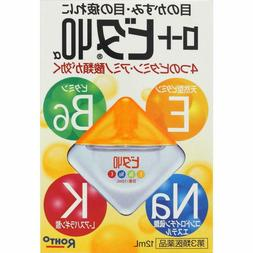 Rohto Vita Vitamin 40a Eye Drops 12ml F/S From JAPAN