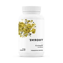 Thorne Research Vitamin A 90 Capsules