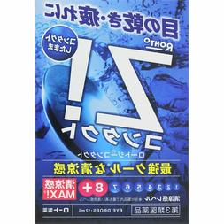 Rohto Z! Contact a Eye Drops for Contact Lens Cool Level8+ 2